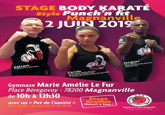 Stage de Body Karaté